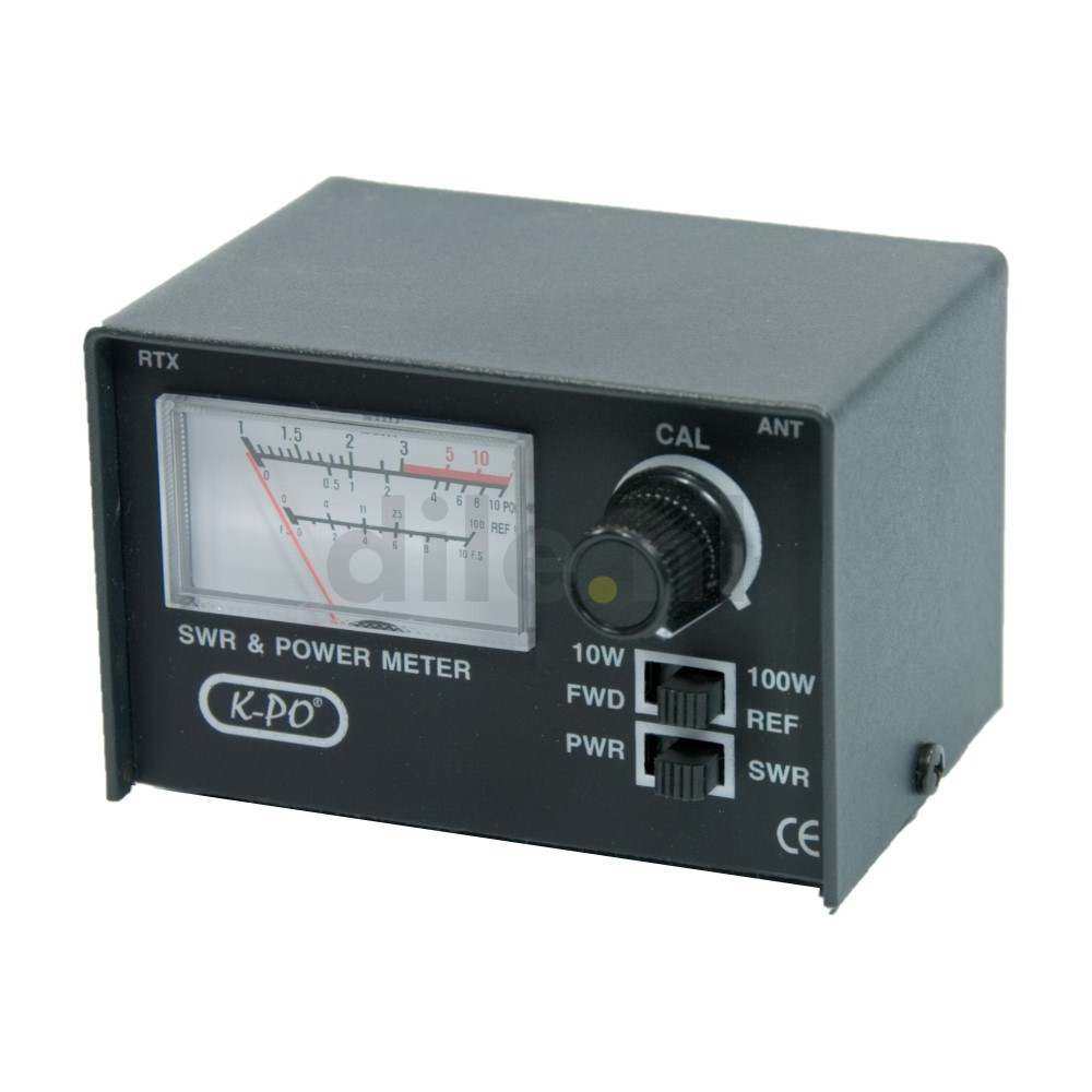 SWR/PWR meters